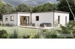 Maison+Terrain de 4 pièces avec 3 chambres à Herbignac 44410 – 218419 € - TDEC-20-04-01-11