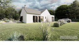 Maison+Terrain de 4 pièces avec 3 chambres à Herbignac 44410 – 220419 € - TDEC-20-05-04-16