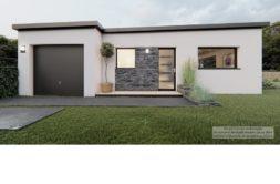 Maison+Terrain de 4 pièces avec 3 chambres à Herbignac 44410 – 194419 € - TDEC-20-04-01-12