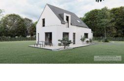 Maison+Terrain de 5 pièces avec 4 chambres à Herbignac 44410 – 215019 € - TDEC-20-05-04-17