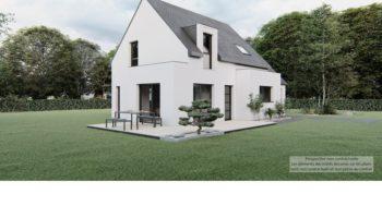 Maison+Terrain de 5 pièces avec 4 chambres à Pontchâteau 44160 – 217485 € - TDEC-21-01-18-8
