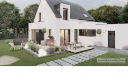 Maison+Terrain de 5 pièces avec 4 chambres à Herbignac 44410 – 227419 € - TDEC-20-05-04-18