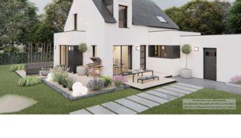 Maison+Terrain de 5 pièces avec 4 chambres à Pontchâteau 44160 – 222488 € - TDEC-20-03-21-3
