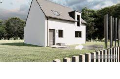 Maison+Terrain de 4 pièces avec 3 chambres à Guérande 44350 – 255960 € - TDEC-21-01-11-2