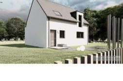 Maison+Terrain de 4 pièces avec 3 chambres à Herbignac 44410 – 178419 € - TDEC-20-05-04-19