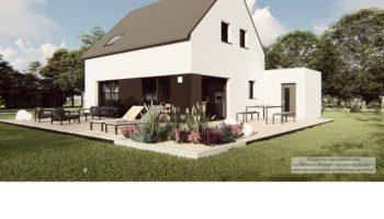 Maison+Terrain de 5 pièces avec 3 chambres à Saint Aubin du Cormier 35140 – 202365 € - BBA-21-04-30-25