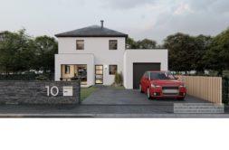 Maison+Terrain de 6 pièces avec 4 chambres à Ercé près Liffré 35340 – 245027 € - BBA-21-04-30-51