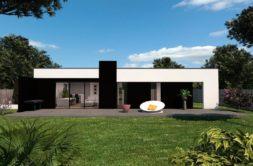 Maison+Terrain de 4 pièces avec 3 chambres à Pleurtuit 35730 – 309927 € - KLB-20-06-03-114