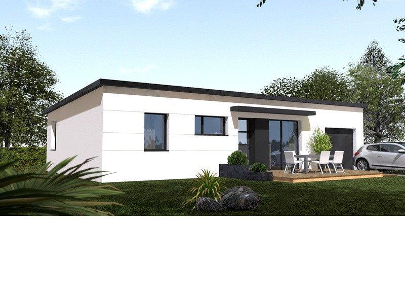 Maison+Terrain de 3 pièces avec 2 chambres à Lanvallay 22100 – 170628 € - KLB-20-05-12-31