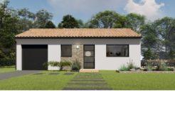Maison+Terrain de 4 pièces avec 3 chambres à Lias 32600 – 271098 € - ASOL-21-01-08-81