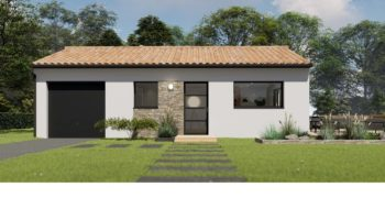 Maison+Terrain de 4 pièces avec 3 chambres à Saint Lys 31470 – 255377 € - ASOL-21-01-08-76