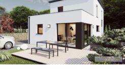 Maison+Terrain de 6 pièces avec 4 chambres à Vannes 56000 – 392054 € - RJ-20-04-28-4