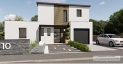 Maison+Terrain de 6 pièces avec 4 chambres à Hirel 35120 – 355371 € - SMAR-21-03-26-11