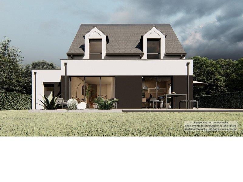 Maison+Terrain de 5 pièces avec 4 chambres à Pleumeleuc 35137 – 345040 € - PDUV-20-10-22-3