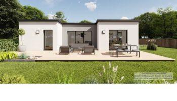 Maison+Terrain de 4 pièces avec 3 chambres à Herbignac 44410 – 205419 € - TDEC-20-06-17-23