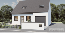 Maison+Terrain de 5 pièces avec 4 chambres à Landévant 56690 – 281199 € - YM-21-02-10-10
