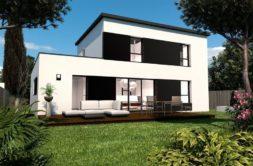Maison+Terrain de 5 pièces avec 4 chambres à Baule Escoublac 44500 – 488822 € - MGUR-20-06-04-21