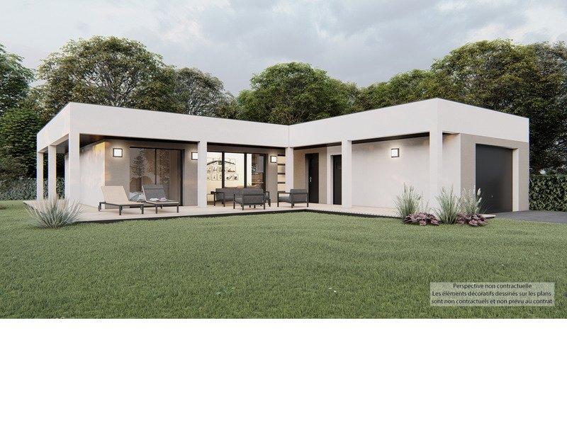 Maison+Terrain de 4 pièces avec 3 chambres à Pont Scorff 56620 – 263000 € - SLG-20-04-20-3