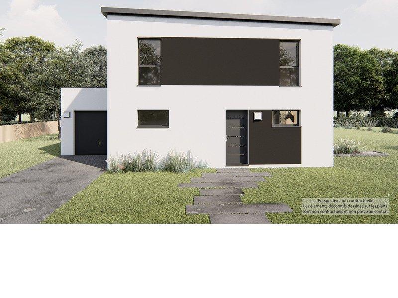 Maison+Terrain de 5 pièces avec 3 chambres à Locmaria Plouzané 29280 – 244463 € - GLB-20-05-09-5