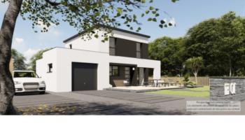 Maison+Terrain de 5 pièces avec 4 chambres à Auray 56400 – 403738 € - YM-21-06-04-43