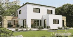 Maison+Terrain de 5 pièces avec 4 chambres à Vannes 56000 – 370819 € - YM-20-07-22-5