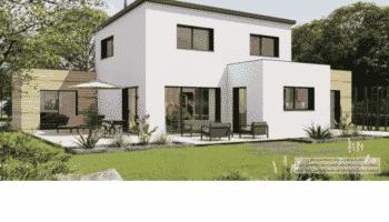 Maison+Terrain de 5 pièces avec 4 chambres à Auray 56400 – 644440 € - YM-21-09-16-15