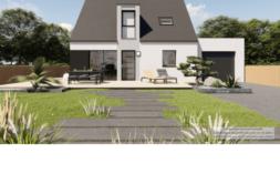 Maison+Terrain de 5 pièces avec 4 chambres à Landévant 56690 – 301199 € - YM-21-02-10-26