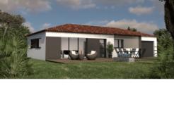 Maison+Terrain de 4 pièces avec 3 chambres à Landévant 56690 – 224102 € - YM-21-02-10-22