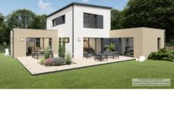 Maison+Terrain de 5 pièces avec 4 chambres à Landévant 56690 – 341199 € - YM-21-02-10-30