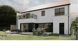 Maison+Terrain de 6 pièces avec 5 chambres à Landévant 56690 – 431199 € - YM-21-02-10-43