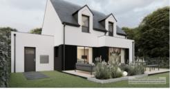 Maison+Terrain de 5 pièces avec 4 chambres à Landévant 56690 – 292102 € - YM-21-02-10-39