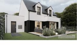Maison+Terrain de 5 pièces avec 4 chambres à Vannes 56000 – 360507 € - YM-21-05-10-9
