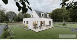 Maison+Terrain de 5 pièces avec 4 chambres à Landévant 56690 – 280102 € - YM-21-02-10-40