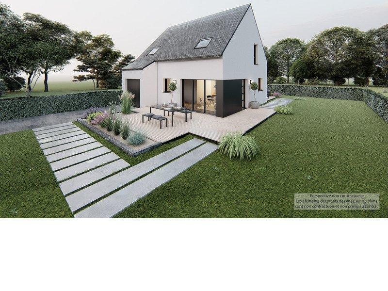 Maison+Terrain de 5 pièces avec 4 chambres à Quédillac 35290 – 192080 € - PDUV-20-06-10-96