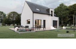 Maison+Terrain de 4 pièces avec 3 chambres à Saint-Thurial 35310 – 208237 € - PDUV-20-09-24-72