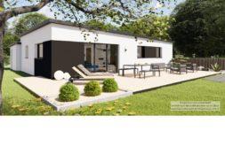 Maison+Terrain de 5 pièces avec 3 chambres à Locquénolé 29670 – 229000 € - DM-21-01-06-5