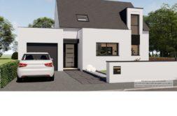 Maison+Terrain de 5 pièces avec 4 chambres à Herbignac 44410 – 215385 € - EGI-20-06-05-5