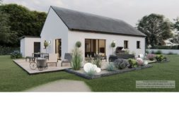 Maison+Terrain de 4 pièces avec 3 chambres à Saint-Carné 22100 – 210590 € - KDA-21-01-20-1