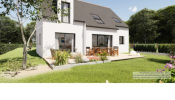 Maison+Terrain de 5 pièces avec 4 chambres à Évran 22630 – 270477 € - KDA-20-11-26-2
