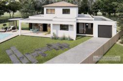 Maison+Terrain de 5 pièces avec 4 chambres à Beauzelle 31700 – 570913 € - CROP-20-10-07-41
