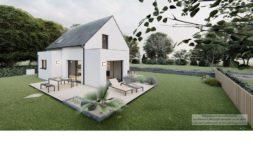 Maison+Terrain de 5 pièces avec 4 chambres à Herbignac 44410 – 217419 € - TDEC-20-06-17-26