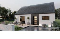 Maison+Terrain de 3 pièces avec 2 chambres à Aucaleuc 22100 – 199243 € - KDA-20-07-10-27