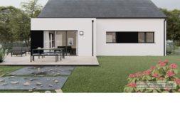 Maison+Terrain de 4 pièces avec 3 chambres à Hinglé 22100 – 203523 € - KDA-21-01-03-22