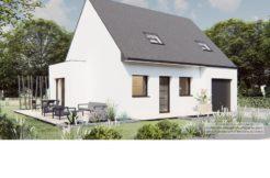 Maison+Terrain de 5 pièces avec 4 chambres à Vildé-Guingalan 22980 – 180122 € - KDA-21-04-29-44