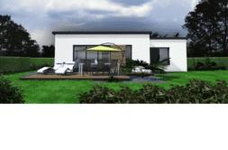 Maison+Terrain de 3 pièces avec 2 chambres à Locmaria Plouzané 29280 – 214561 € - PG-20-06-10-2