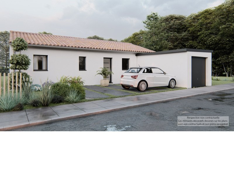 Maison+Terrain de 4 pièces avec 3 chambres à Verdun-sur-Garonne 82600 – 200518 € - EHEN-20-09-28-75