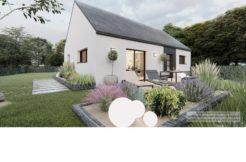 Maison+Terrain de 3 pièces avec 2 chambres à Pluvigner 56330 – 228170 € - MLEF-20-07-17-1