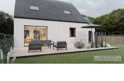 Maison+Terrain de 5 pièces avec 4 chambres à Locminé 56500 – 198650 € - MLEF-20-07-08-5