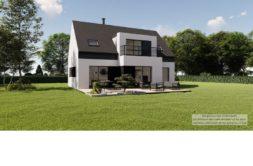Maison+Terrain de 6 pièces avec 4 chambres à Locminé 56500 – 246189 € - MLEF-20-07-08-1