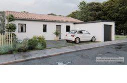 Maison+Terrain de 4 pièces avec 3 chambres à Burgaud 31330 – 244638 € - EHEN-21-04-30-84
